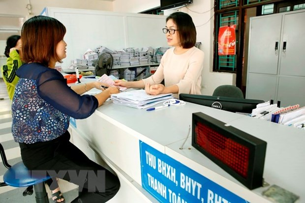 HCM City targets more than 2.5 million covered by social insurance hinh anh 1