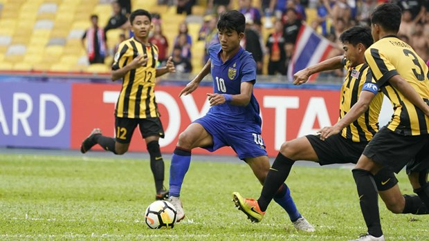 Thailand eyes ASEAN U22 Youth Football Championship hinh anh 1