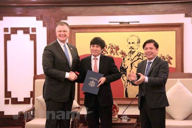 US aviation administration awards Category 1 rating to Vietnam hinh anh 1