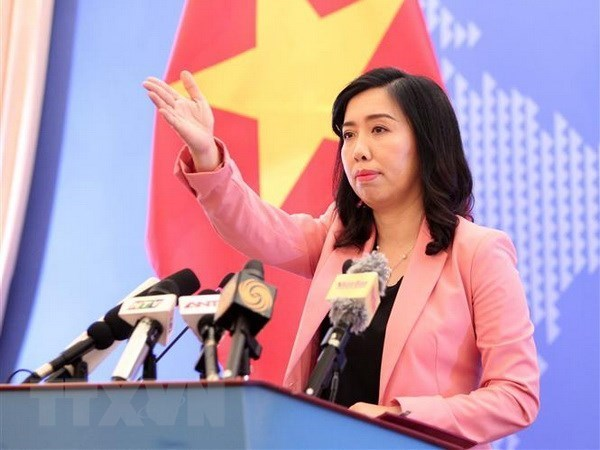 Vietnam asks countries to respect and implement law on territorial waters hinh anh 1