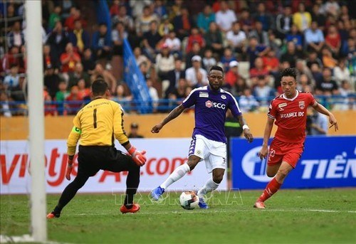 Hanoi win National Super Cup for second time hinh anh 1