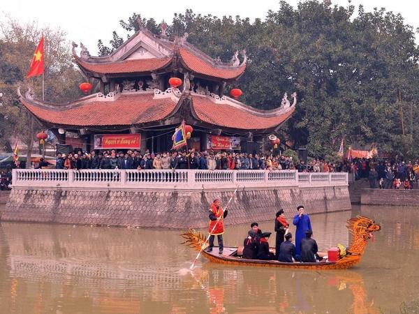 Tan Vien Son Thanh, Lim festivals kick off hinh anh 1