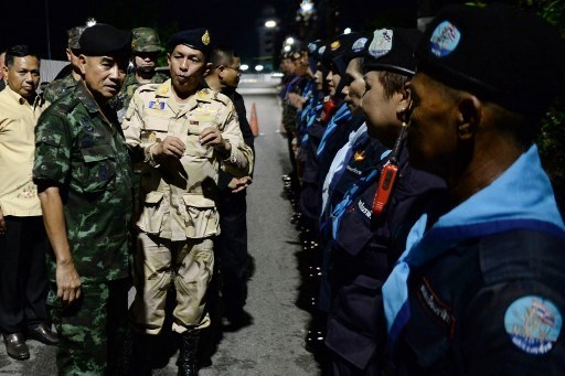 Thai junta rejects proposal to cut defence budget, end conscription hinh anh 1