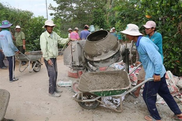Binh Duong looks to improve rural development programme hinh anh 1