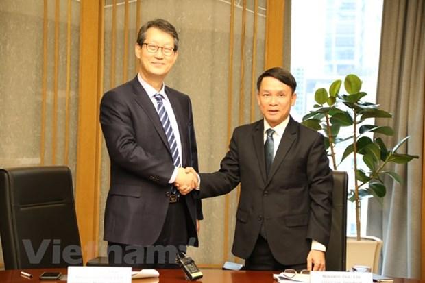 Vietnam News Agency leader lauds Vietnam-RoK ties hinh anh 2