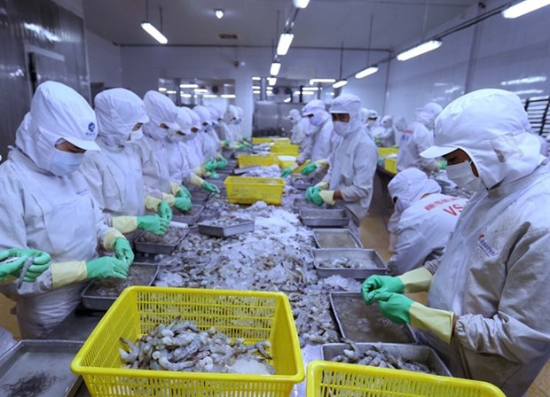 Fisheries sector targets 10 billion USD export value hinh anh 1
