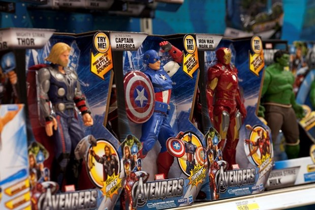 US toy producers plan to move operations to Vietnam hinh anh 1