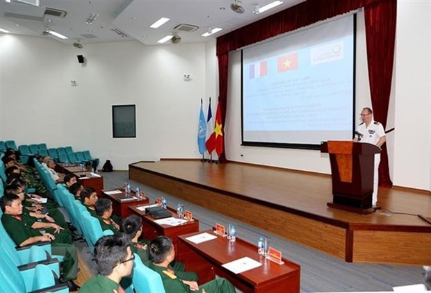 Vietnam registers 268 standby army engineers at UN hinh anh 1
