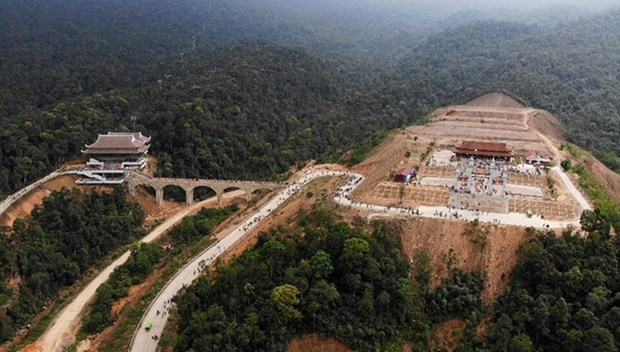 Bac Giang seeks to tap tourism potential hinh anh 1