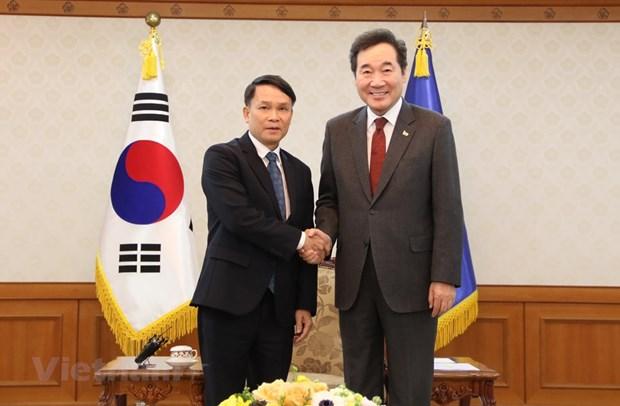 Vietnam News Agency leader lauds Vietnam-RoK ties hinh anh 1