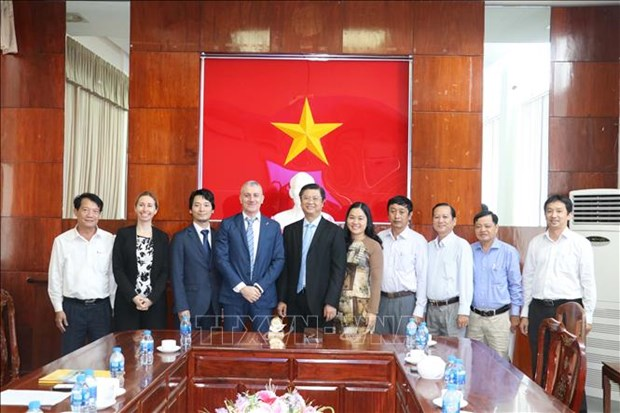 Can Tho looks to partner with Italy in fashion, tourism hinh anh 1