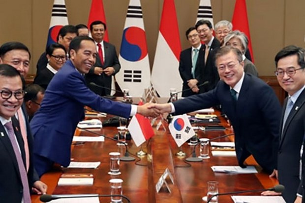 RoK to speed up CEPA talks with Indonesia hinh anh 1