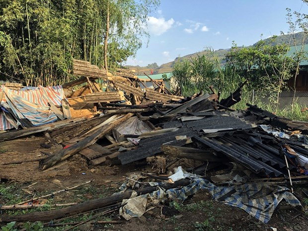 Natural disasters unpredictable this year: forecasting centre hinh anh 1