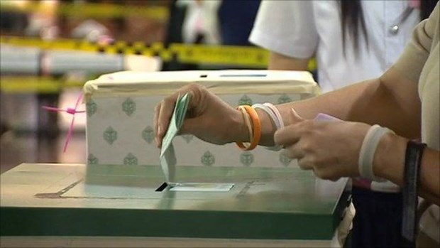 Over 10,000 Thai electoral candidates verified hinh anh 1