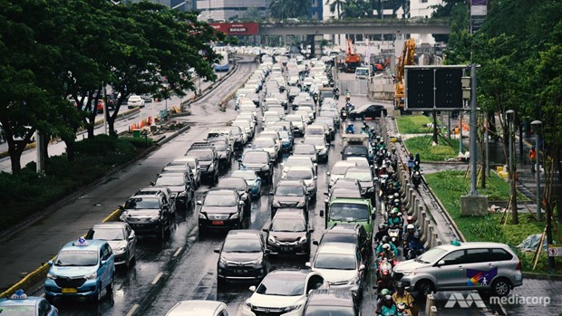MRT to help improve urban transport in Indonesia hinh anh 1