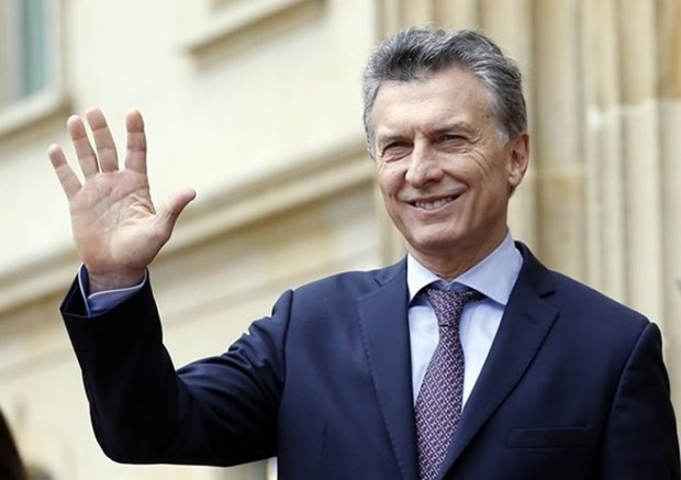President of Argentina begins State visit to Vietnam hinh anh 1