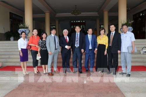 Chinese, Korean firms seek investment opportunities in Binh Phuoc hinh anh 1