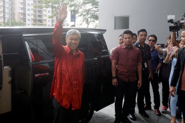 Former Malaysian Deputy PM accused with new charge hinh anh 1