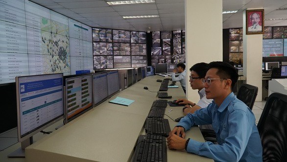 HCM City opens new smart traffic centre hinh anh 1