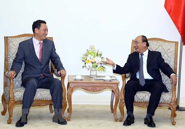 PM pledges optimal conditions for RoK investors hinh anh 1