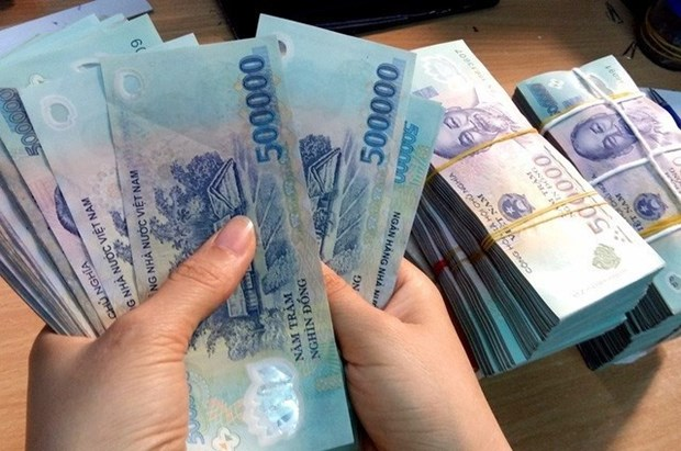 Reference exchange rate down 2 VND on February 20 hinh anh 1