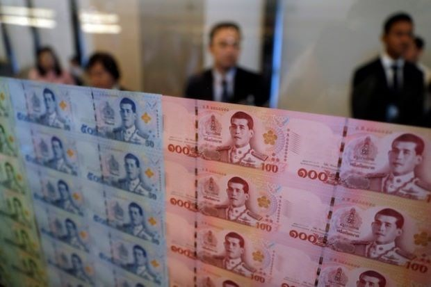 Thai baht becomes fastest-growing currency in Asia hinh anh 1