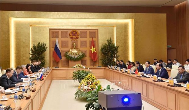 Russia willing to help Vietnam build e-government hinh anh 1