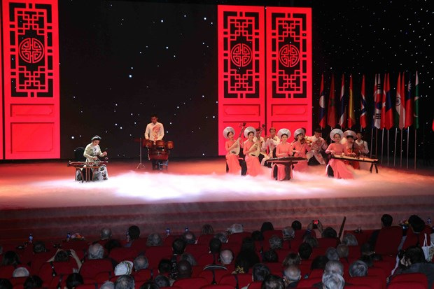 Events promoting Vietnamese literature, poetry conclude hinh anh 1