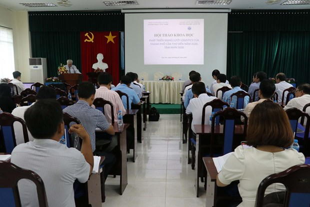 Mekong Delta city to develop logistics network hinh anh 1