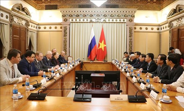 HCM City, Russia share anti-corruption experience hinh anh 1