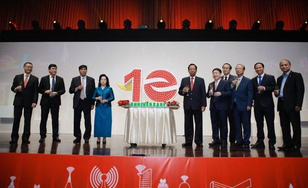 Metfone owns 48-percent share of Cambodia's telecom market hinh anh 1