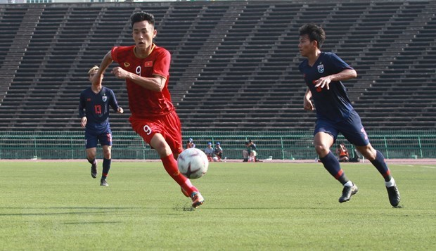 AFF U22 Championship: Vietnam tops Group A, entering semi-finals hinh anh 1