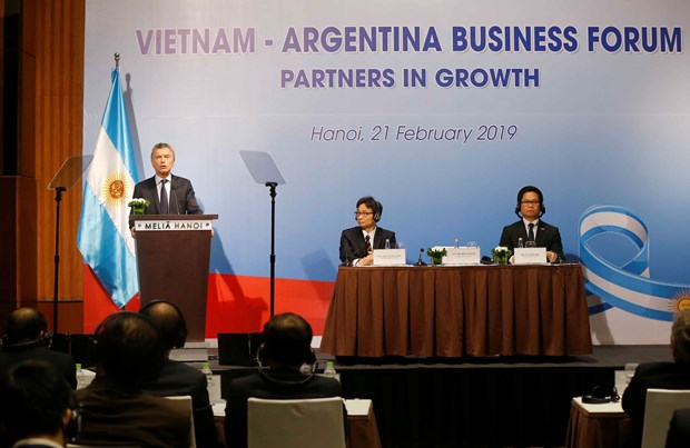 Vietnam, Argentina seek ways to cement economic partnerships hinh anh 1