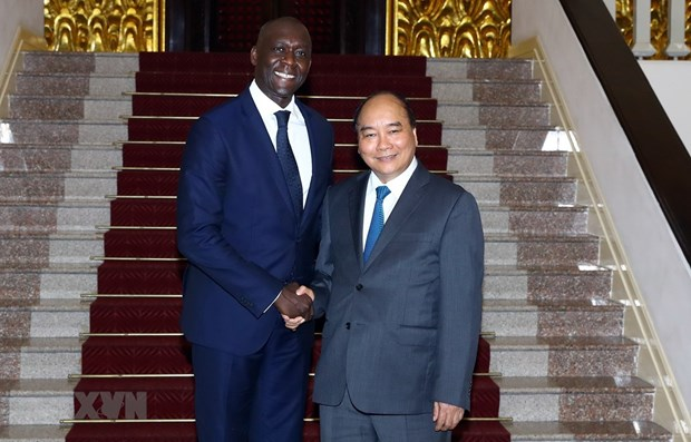 WB pledges to support Vietnam in infrastructure development hinh anh 1