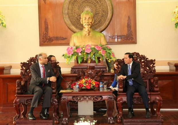 Can Tho, India step up economic, technical collaboration hinh anh 1