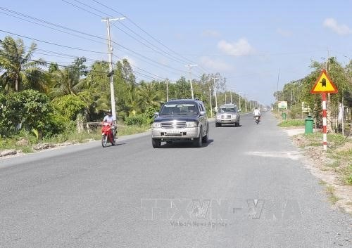 Lives of Khmer people in Kien Giang province improved hinh anh 1
