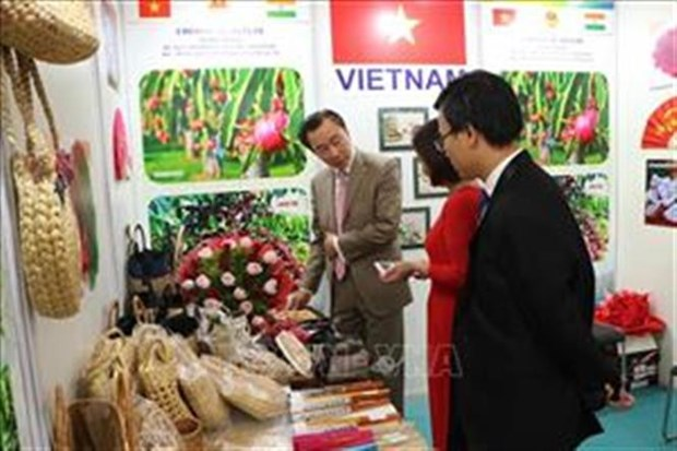 Vietnam attends fair in Leipzig, Germany for first time hinh anh 1
