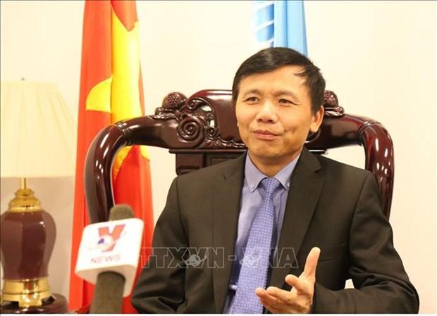 Vietnam, South Sudan establish diplomatic ties hinh anh 1
