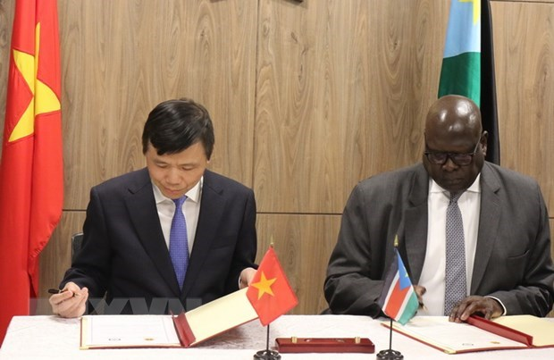 Vietnam, South Sudan hail establishment of diplomatic ties hinh anh 1