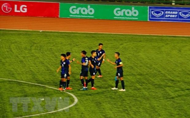 AFF U22 Championship: Group B match time, venue changes hinh anh 1