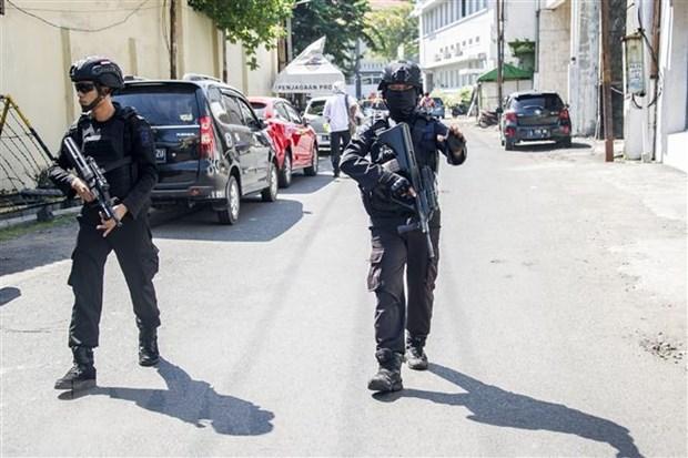 Indonesia foils terrorist attack plot hinh anh 1