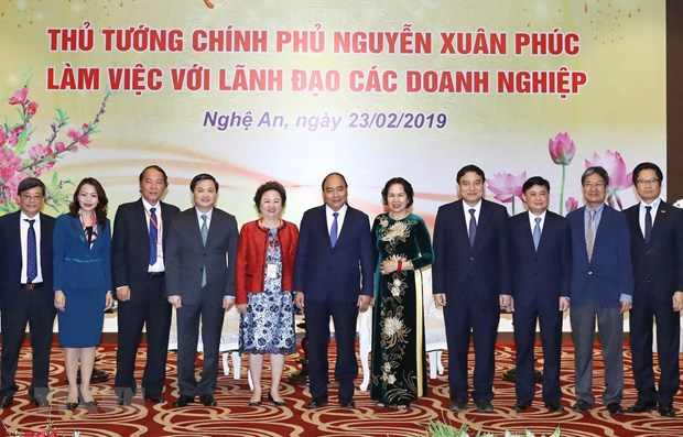 PM encourages investors in central province hinh anh 1