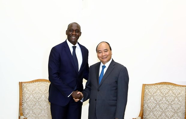 WB ready to help Vietnam in infrastructure development hinh anh 1