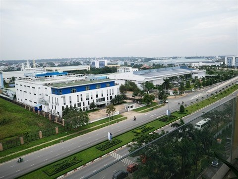 TTi Group to build solar battery plant at SHTP hinh anh 1