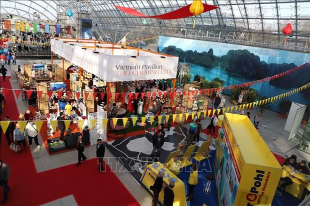 Vietnam attends Leipzig Trade Fair in Germany hinh anh 1