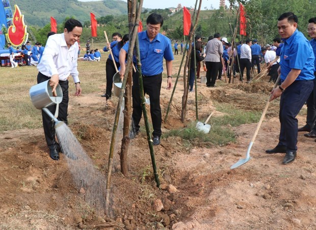 Youth month 2019 focuses on community development hinh anh 1