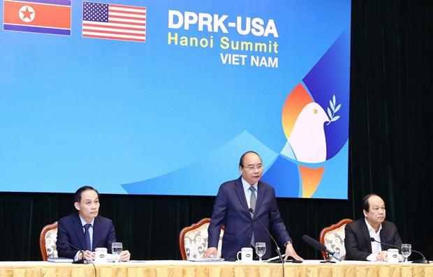 DPRK-USA Hanoi Summit to help enhance Vietnam's position hinh anh 1