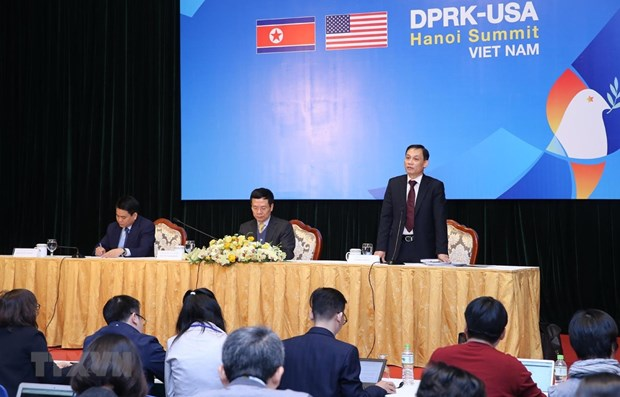 Vietnam ready to provide best conditions for DPRK-USA Summit hinh anh 1