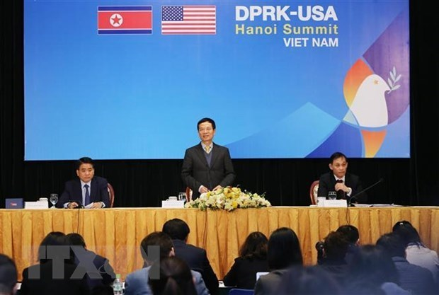 Vietnam ready to provide best conditions for DPRK-USA Summit hinh anh 2