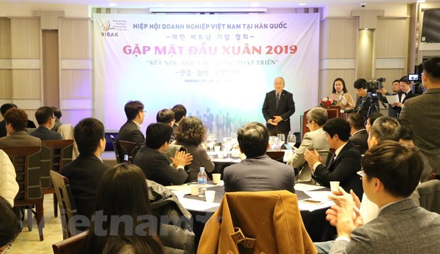 Seminar on startups, business registration in RoK hinh anh 1